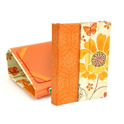 Floral Butterfly Kindle Folder with Scripture  -