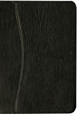 Biblia Ultrafina NVI, Piel Genuina Negra  (NVI Slimline Bible, Genuine Leather, Black)  -