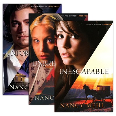 Road to Kingdom Series, Volumes 1-3  -     By: Nancy Mehl