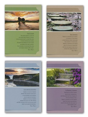 Pathways, Sympathy Cards, Box of 12  -