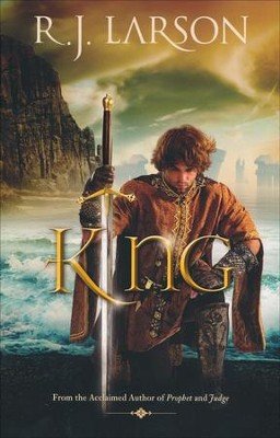 King, Books of the Infinite Series #3  - Slightly Imperfect  -     By: R.J. Larson
