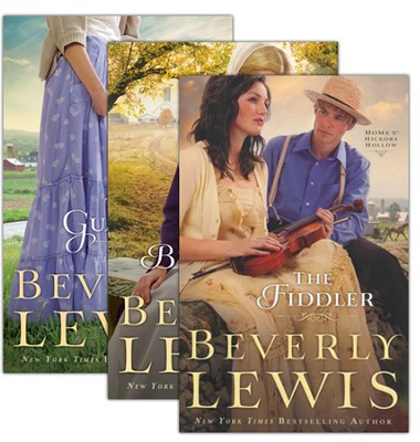 Home to Hickory Hollow Series, Volumes 1-3  -     By: Beverly Lewis