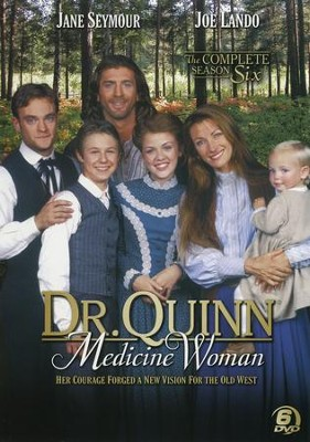 Dr. Quinn, Medicine Woman: Season 6, DVD Set   -