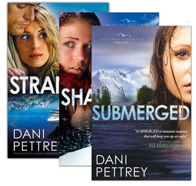 Alaskan Courage Series, Volumes 1-3  -     By: Dani Pettrey