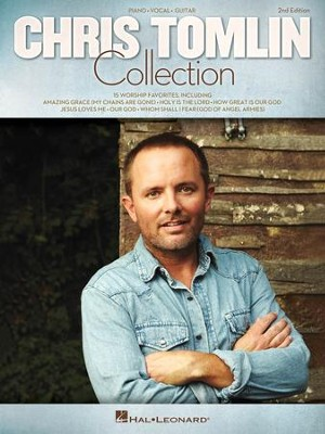 The Chris Tomlin Collection (PVG)  -     By: Chris Tomlin