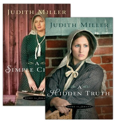 Home to Amana Series, Vols. 1-2   -     By: Judith Miller
