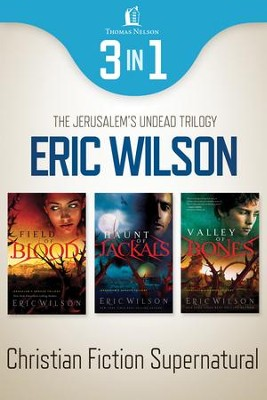 Jerusalem's Undead Supernatural 3-in-1 Bundle - eBook  -     By: Eric Wilson
