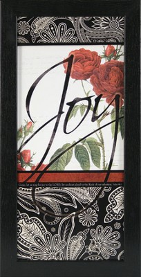 Joy, Come Let Us Sing Framed Print  -