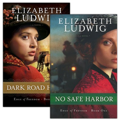 Edge of Freedom Series, Vols.1-2   -     By: Elizabeth Ludwig