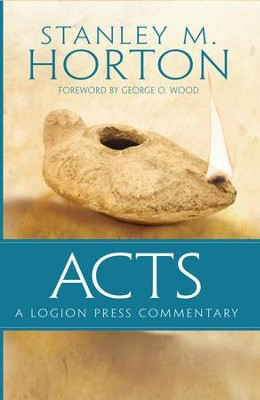 Acts: A Logion Press Commentary - eBook  -     By: Stanley Horton
