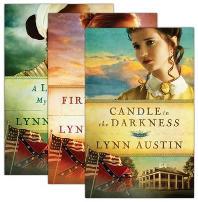 Refiner's Fire, Volumes 1-3  -     By: Lynn Austin