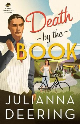 Death by the Book, Drew Farthering Mystery Series #2   -     By: Julianna Deering