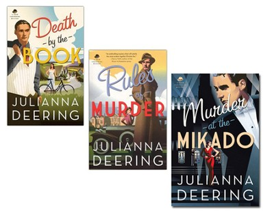 Drew Farthering Mystery Series, Vols.1-3   -     By: Julianna Deering