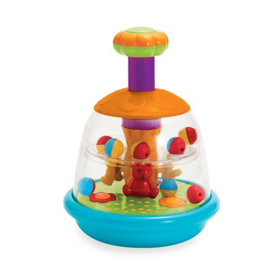 Push and Spin Carousel  -