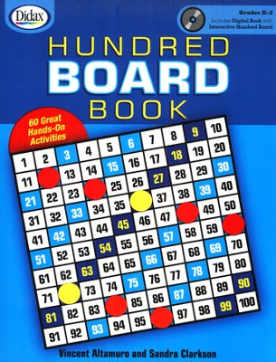 Hundred Board Book with CD-Rom, Grades K-2   -     By: Vincent Altamuro, Sandra Clarkson