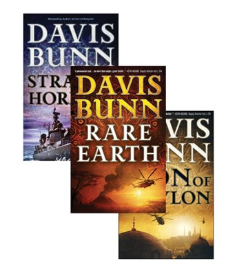 Marc Royce Series, Volumes 1-3  -     By: Davis Bunn