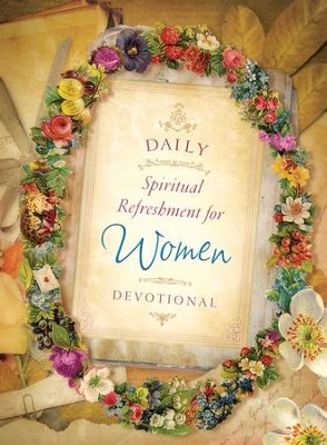 Daily Spiritual Refreshment for Women Devotional - eBook  -