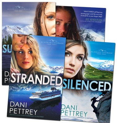 Alaskan Courage Series, Volumes 1-4  -     By: Dani Pettrey