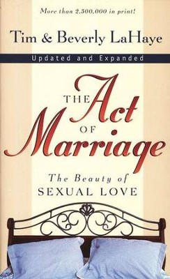 The Act of Marriage  - Slightly Imperfect  -
