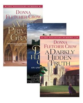 Monastery Murders Series, Vols. 1-3   -     By: Donna Fletcher Crow