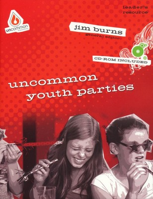 Uncommon Youth Parties - eBook  -     By: Jim Burns