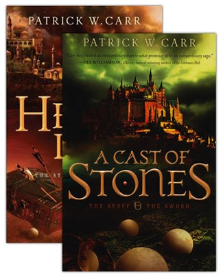 Staff and Sword Series, Vols 1-2   -     By: Patrick W. Carr