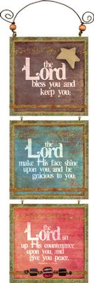 Lord, Lord, Lord - You're My Star Plaque  -