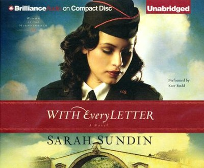 #1: With Every Letter Unabridged Audiobook on CD  -     By: Sarah Sundin