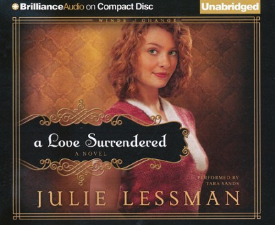 #3: A Love Surrendered Unabridged Audiobook on CD  -     By: Julie Lessman