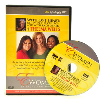 E-Women: With One Heart, DVD Study   -     By: Thelma Wells