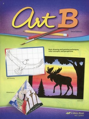 Art B, Third Edition   -