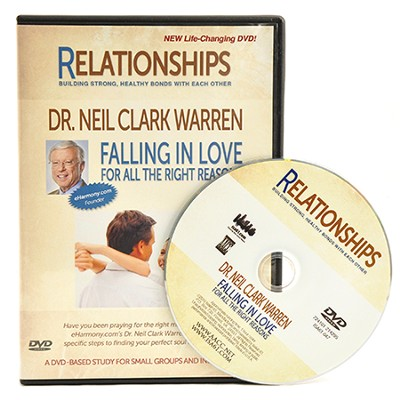 Falling In Love for All the Right Reasons   -     By: Dr. Neil Clark Warren