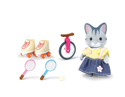 Calico Critters, Outdoor Sport's Fun  -