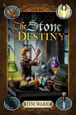 The Stone of Destiny - eBook  -     By: Jim Ware
