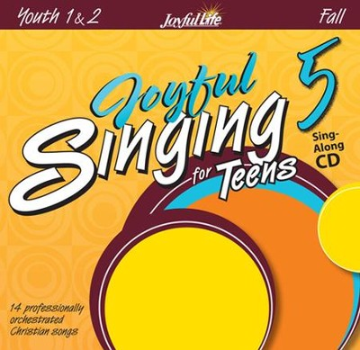 Joyful Singing for Teens #5 Audio CD   -