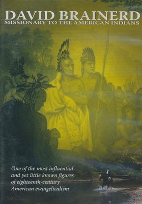David Brainerd: Missionary to the American Indians, DVD   -