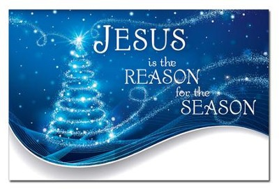 Jesus Is the Reason for the Season 20 Boxed Christmas Cards  -