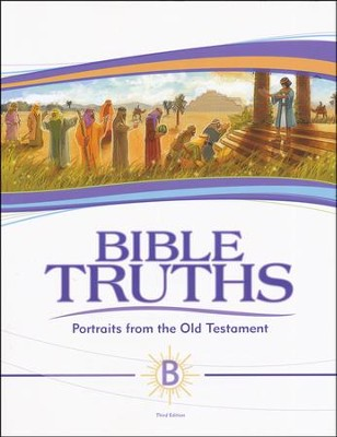 BJU Bible Truths Level B (Grade 8), Student Edition, Third Edition    -