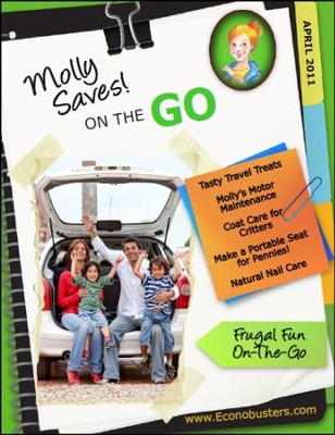 Molly Saves on the Go - April 2011 - PDF Download  [Download] -     By: The Old Schoolhouse
