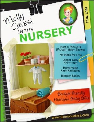 Molly Saves In the Nursery - July 2011 - PDF Download  [Download] -     By: The Old Schoolhouse