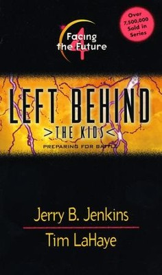 Facing the Future, Left Behind: The Kids #4   -     By: Tim LaHaye, Jerry B. Jenkins
