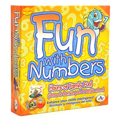 Fun with Numbers--DVD Kit   -