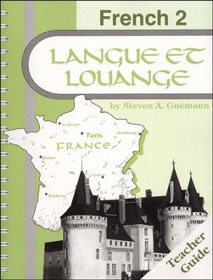 Langue et louange French Year 2 Teacher Guide   -