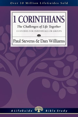 1 Corinthians: The Challenges of Life Together - PDF Download  [Download] -     By: R. Paul Stevens, Dan Williams