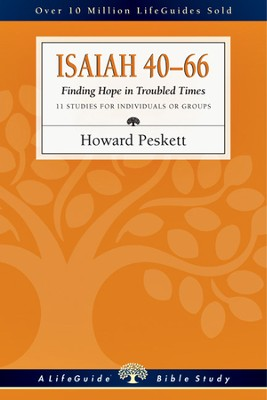Isaiah 40-66: Finding Hope in Troubled Times - PDF Download  [Download] -     By: Howard Peskett