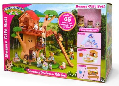 Calico Critters, Tree House Gift Set  -