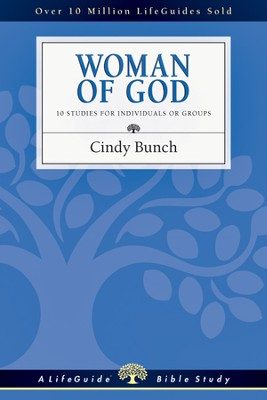 Woman of God - PDF Download  [Download] -     By: Cindy Bunch