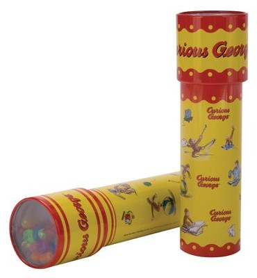 Curious George Tin Kaleidoscope  -