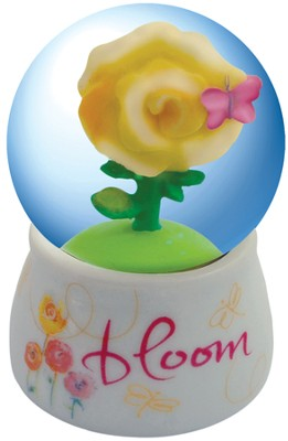 Bloom Water Globe  -     By: Kathy Davis