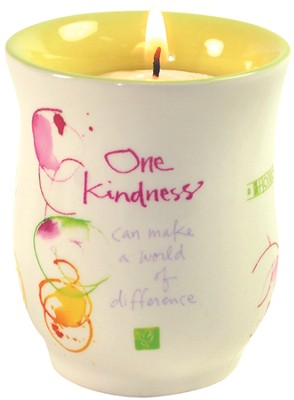 One Kindness Tea light  -     By: Kathy Davis